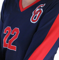 Long Sleeve Sublimated Uniform-CO Volley