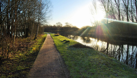 Wigan Towpath