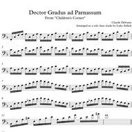 2. Debussy Bass Etude