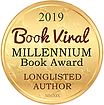 2019 Millennium Book Award Long Listed A