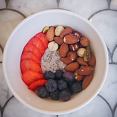 Pudding aux grains de chia