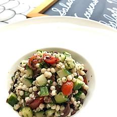 Couscous israélien végétarien