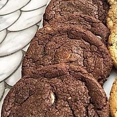 Biscuit Chocolat aux Pépites blancs