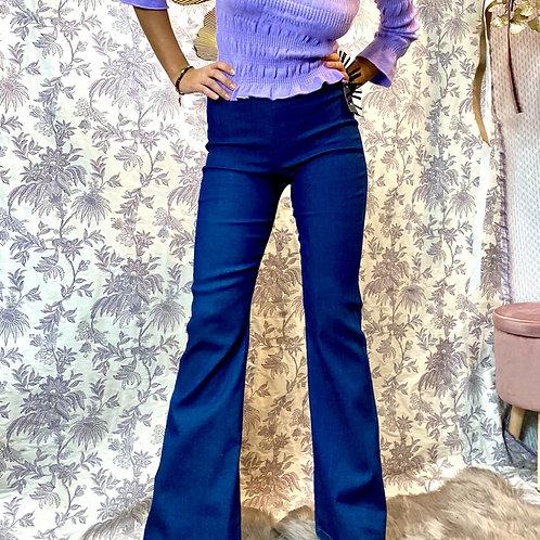 Panta jeans super elasticizzato