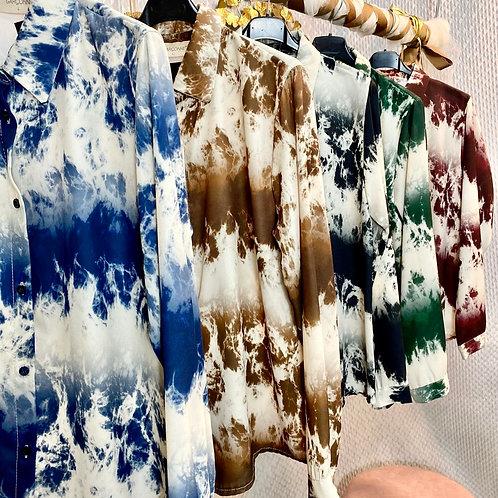 Camicia Tie-Dye