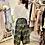 Thumbnail: Gonna pantalone Alisè - FLOREALE CANGIANTE