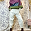 Thumbnail: Jeans baggy -BIANCO
