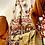 Thumbnail: Pantalone a palazzo - FANTASIA FLOREALE