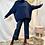 Thumbnail: Saint Tropez Pants - CADY DI VISCOSA (senza tasche)