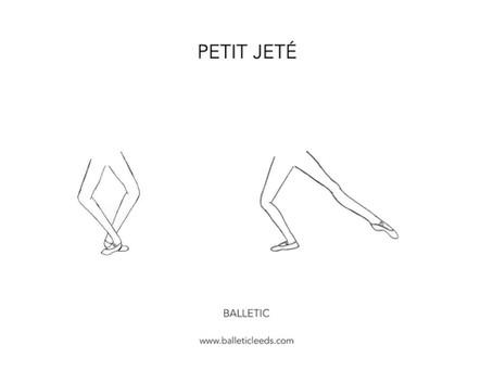 PETIT JETÉ