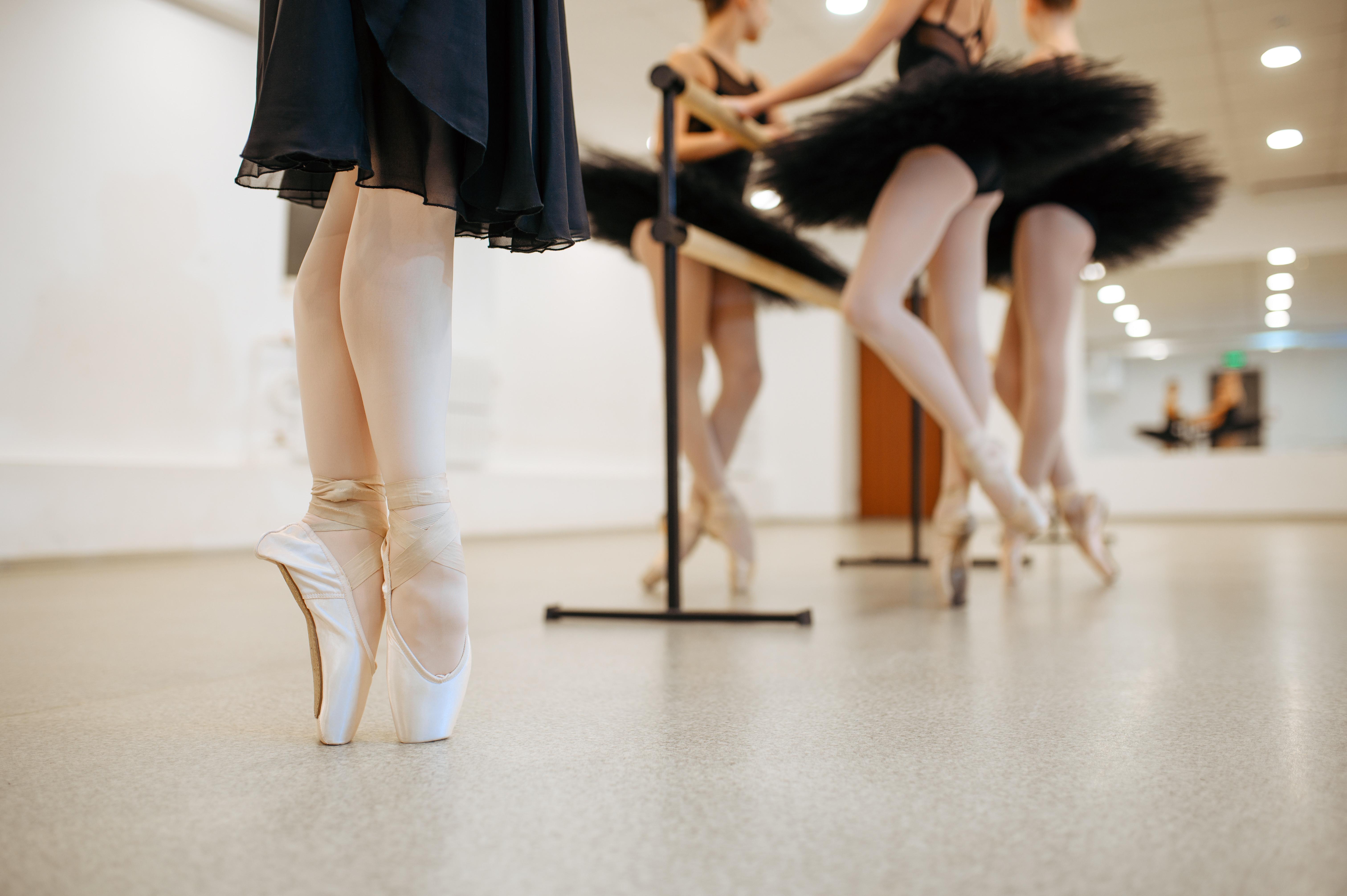 Teen Ballet Class Grade 2 - NEW