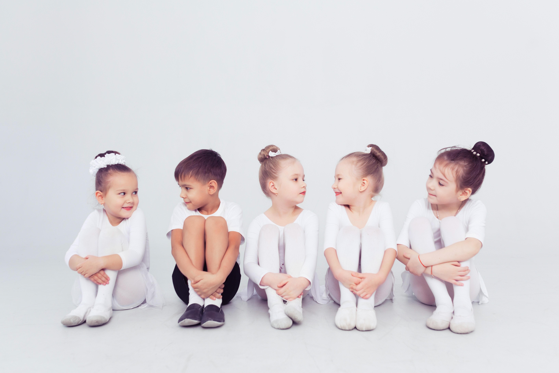 Children's Ballet Class 3-4 yrs
