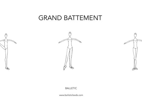 GRAND BATTEMENT COMMON MISTAKES