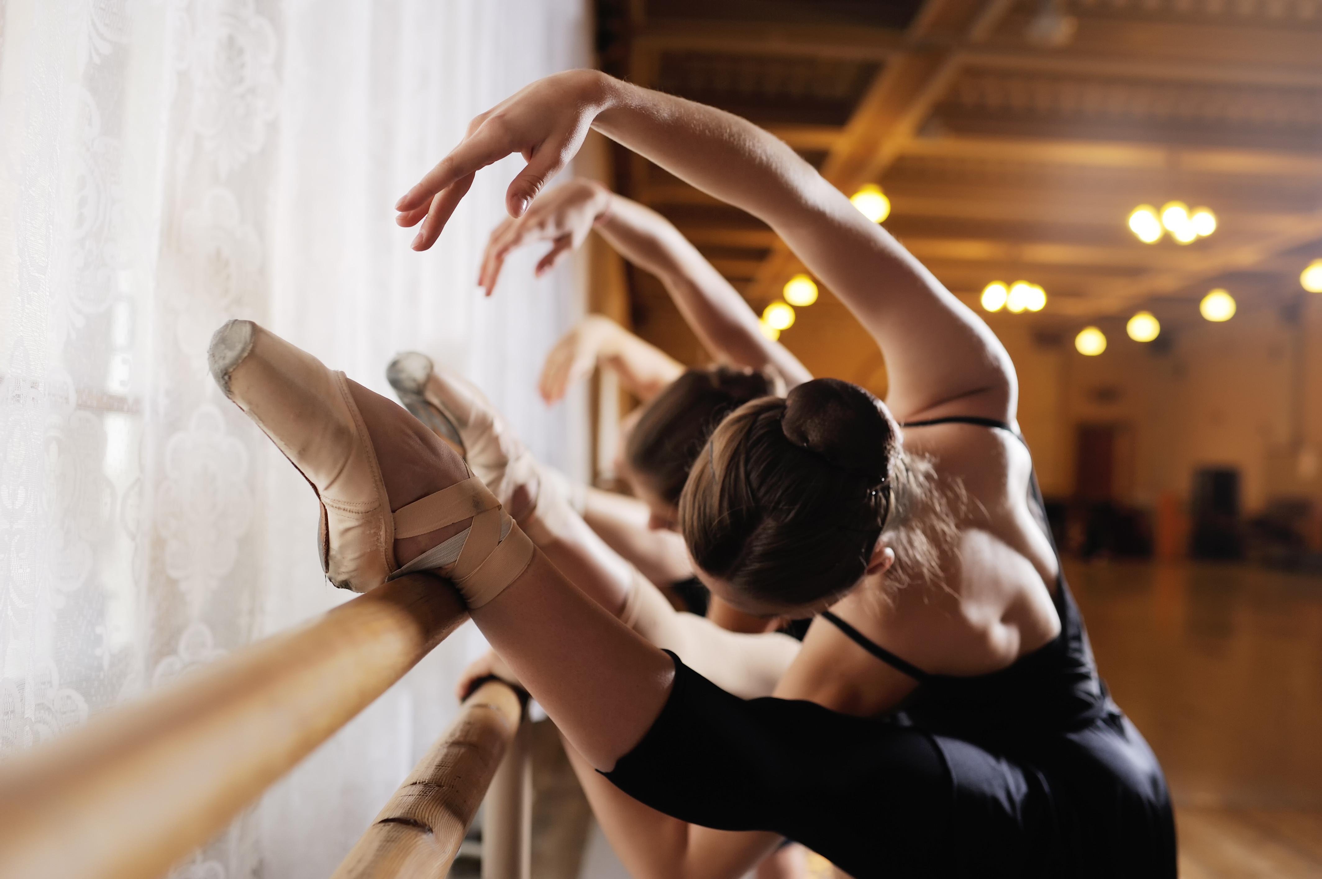 Adult Ballet - Open Class - 90 Minutes