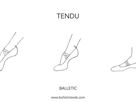 TENDU TIPS