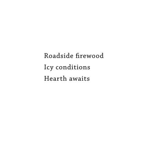 Haiku #3