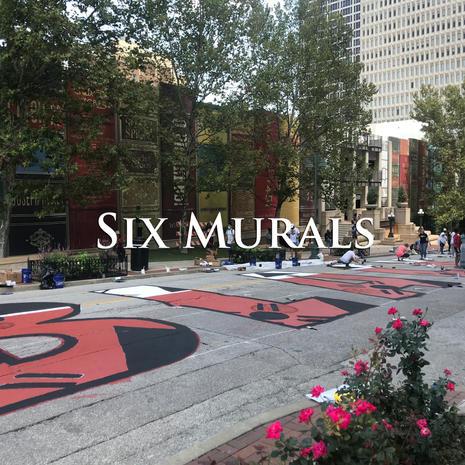 Six Murals