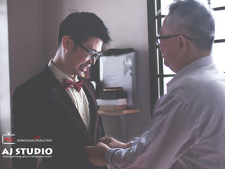 Dan & Huei Jing Singapore Wedding