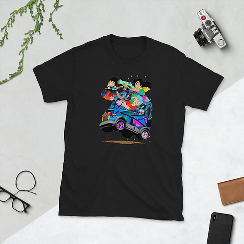 Gang Sh*t Short-Sleeve Unisex T-Shirt