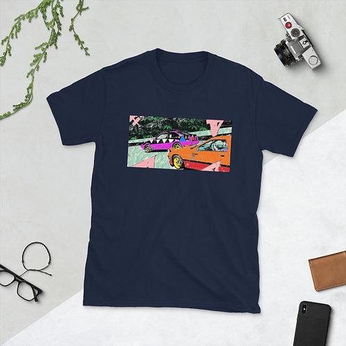 Drifiting Short-Sleeve Unisex T-Shirt