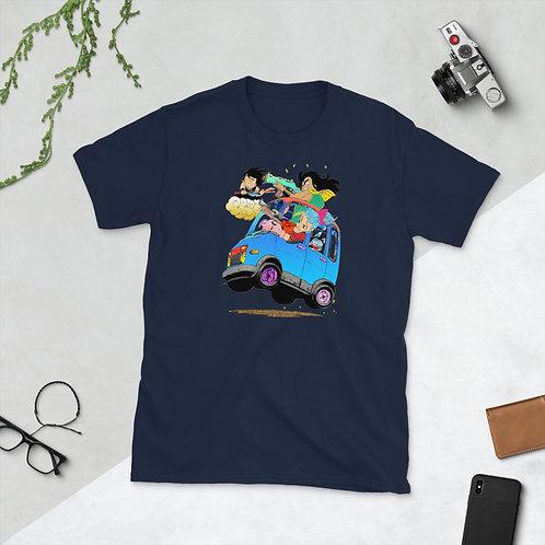 Gang Sh*t Alt Ride Short-Sleeve Unisex T-Shirt