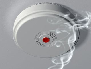 Why are smoke detectors really useful?