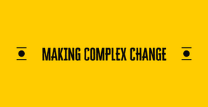 How To Assess Complex Change
