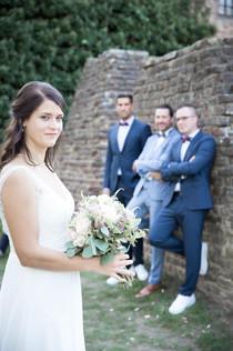 Hochzeit an der Burg Brüggen