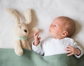 Newborn Fotoshooting in Kempen