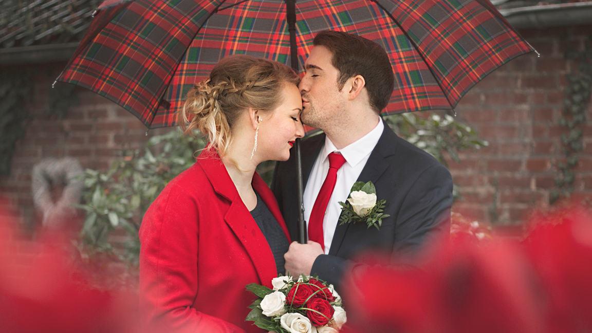 Hochzeit in Meerbsuch