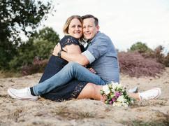 Paar- Fotoshooting in Niederkrüchten