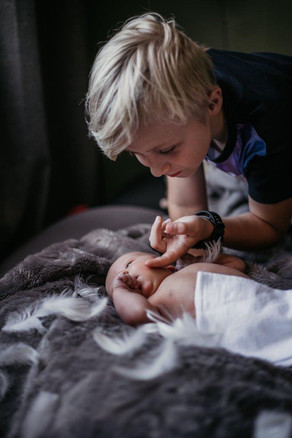Newbornshooting in Lobberich