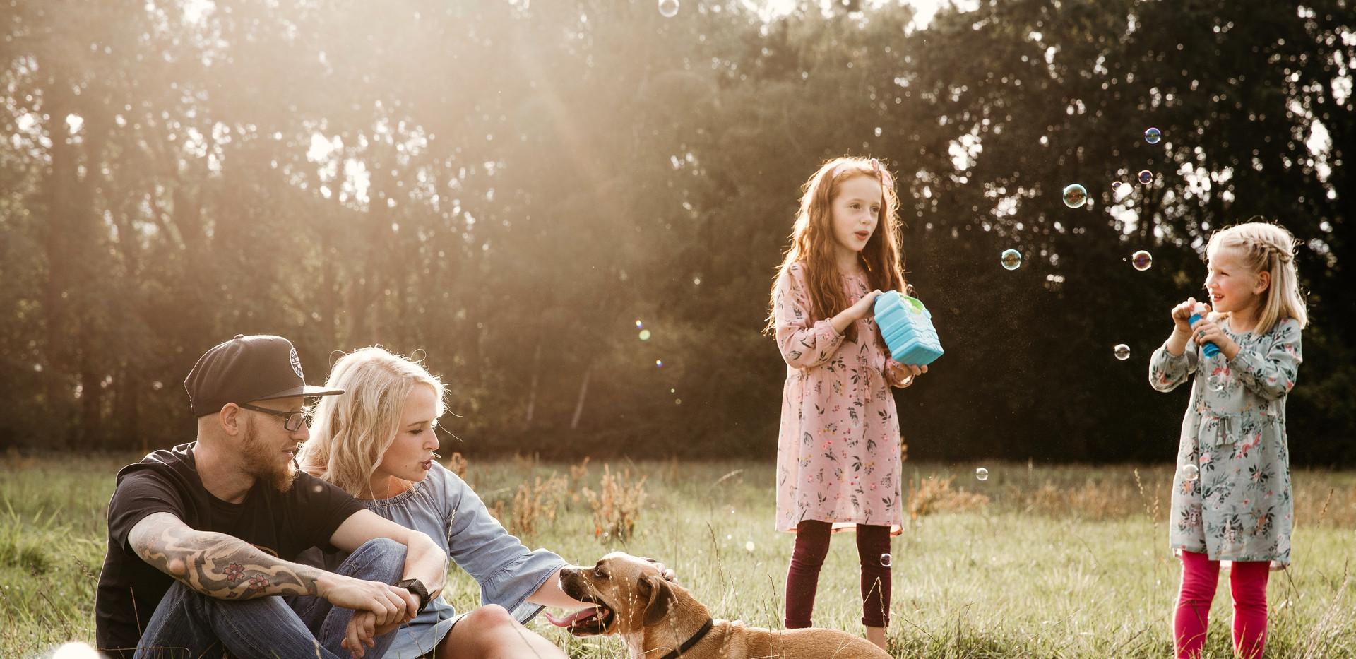 Familien Fotoshooting in Viersen