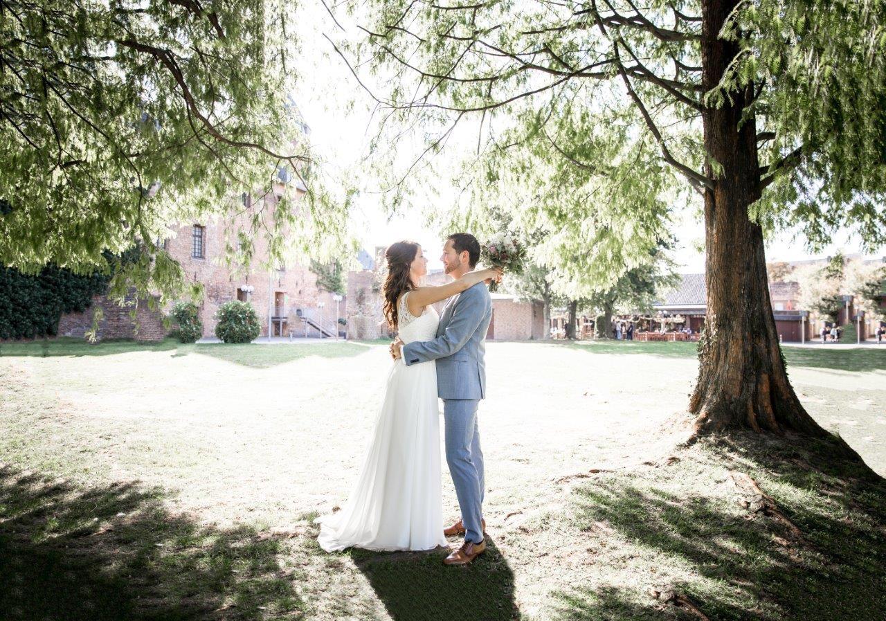 Hochzeit in Brüggen