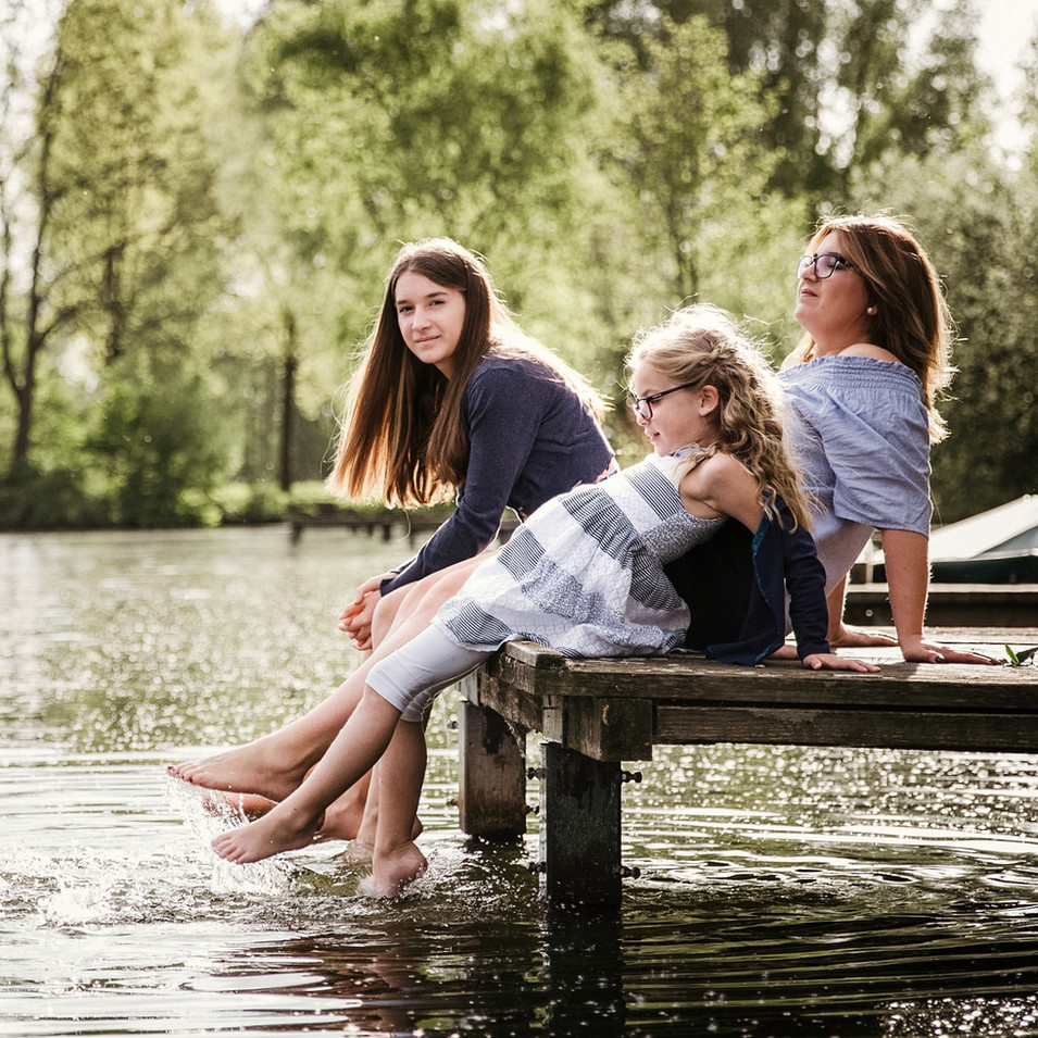 Familien- Shooting in Brüggen