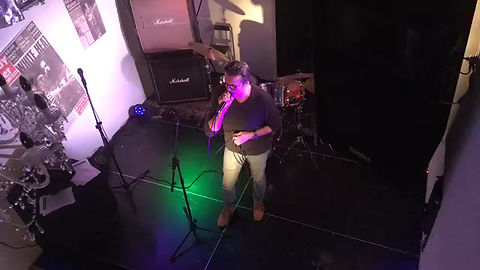 Le Melody Maker_concours karaoké spécial Johnny_ Oh Marie