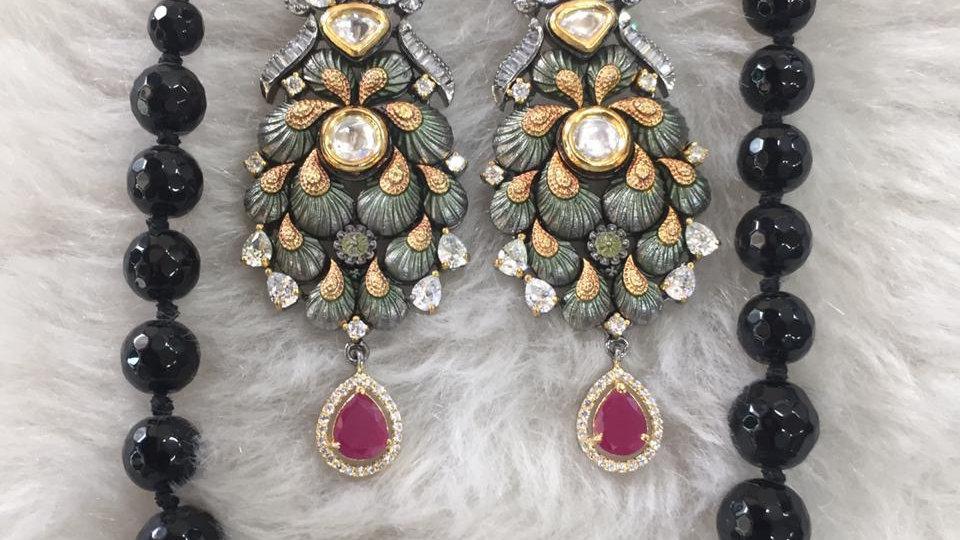 Pearl & Earring