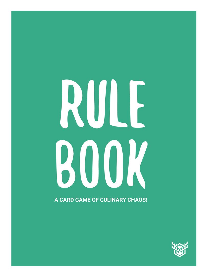 Recipe For Disaster English Rulebook 01