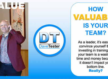 How Valuable Is Your Team?
