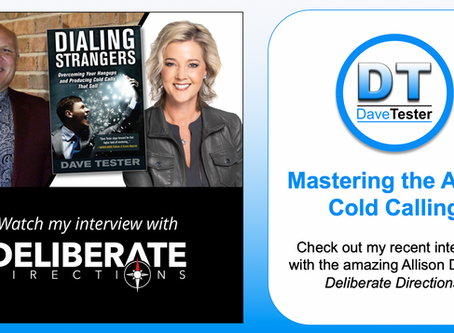 Dialing Strangers: Mastering the Art of Cold Calling