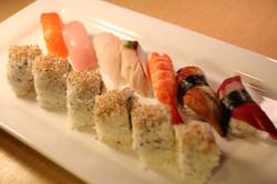Charlie Lake Sushi Combo