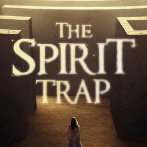 The Spirit Trap by @VeryanWynn is a Scary Reads for Halloween pick #yalit #supernatural #giveaway