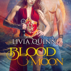 Will They Defeat Styx or is This the End of Destiny and its Inhabitants? Blood Moon by @LiviaQuinn #