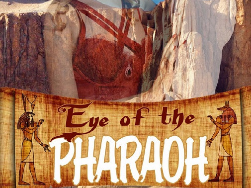 Eye of the Pharaoh by @nfraserauthor is a Fall Into These Great Reads Pick #paranormal #timetravel #