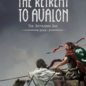 Book Recommendation | The Retreat to Avalon by @SeanPoage #historicalfiction #historicalfantasy #boo