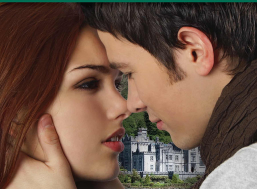 Celebrate Ireland with Claiming Annie's Heart by @Judythe2 #romance #giveaway