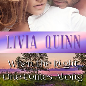 Book Recommendation | When the Right One Comes Along by @LiviaQuinn #romance #freebie #bookstagram