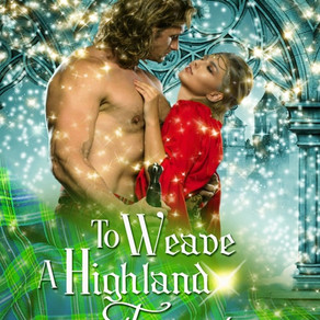 New Release | To Weave A Highland Tapestry by Award-Winning Author @m_morganauthor #romance #medieva