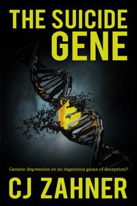 Celebrate Ireland with The Suicide Gene by CJ Zahner @TweetyZ #psychologicalthriller #giveaway