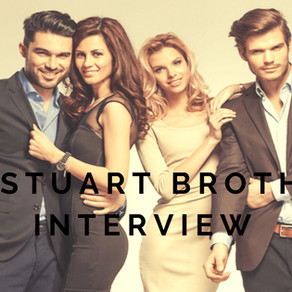 Mrs. N Sits Down With the Stuart Brothers for a Candid Interview #romance #characterinterview #booki